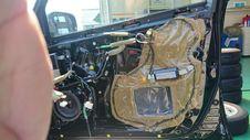 セルシオ UCF30 運転席パワーウインドウレギュレーター交換